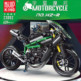 Mould King 23002 KAWASAKI H2R