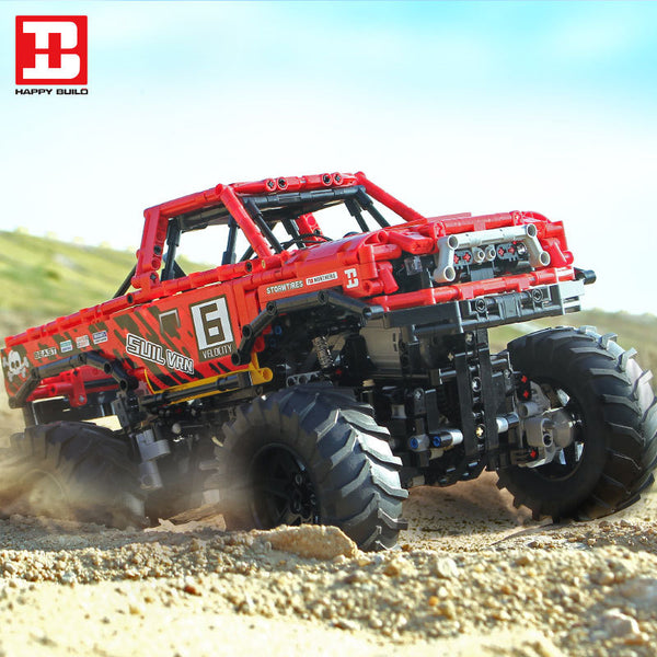 XINYU XQ1212 Off-Road Vehicle - Your World of Building Blocks