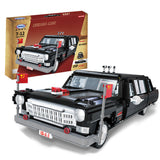 XINGBAO Dream Car Series XB-03003 The HongQi Master Car Set Building Blocks Bricks Toys Model - Your World of Building Blocks