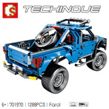 Sembo 701970 F-150 Raptor Pickup Truck Schepper - Your World of Building Blocks