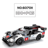 SEMBO 607009-607012 Mini racing cars - Your World of Building Blocks
