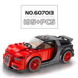 SEMBO 607013-607016 Mini racing cars - Your World of Building Blocks