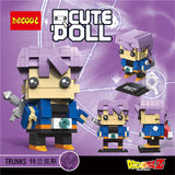 DECOOL 6823-6834 Dragon Ball Z Fighers - Your World of Building Blocks
