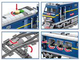 GBL 98220 DF11Z-0001B Train - Your World of Building Blocks