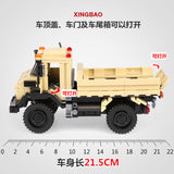 XINGBAO XB-03026 The Super Truck - Your World of Building Blocks