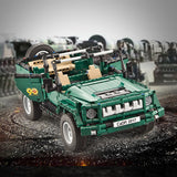 CADA C51015 Parade Jeep Car - Your World of Building Blocks