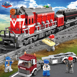GBL 98219 DF5-1391 Train - Your World of Building Blocks