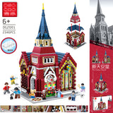 DingGao 2001 The Union Church - Your World of Building Blocks