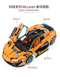XINYU XQ1001 MCLAREN P1 - Your World of Building Blocks