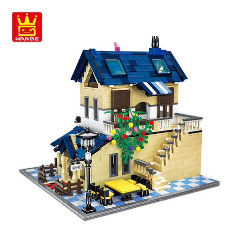WANGE 5311 the Rural villa - Your World of Building Blocks