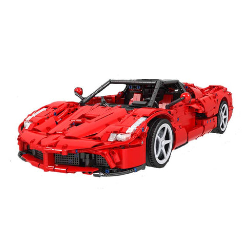 WINNER 7051 Super Racing Car - Your World of Building Blocks