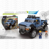 XINGBAO XB-03032 The Pick Up Car - Your World of Building Blocks