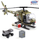 XINGBAO XB-06013 The Fighting Helicopter - Your World of Building Blocks