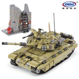 XINGBAO XB-06015 The Scorpio Tiger Tank - Your World of Building Blocks