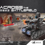 XINGBAO XB-06016 The Remote Control UAV Tank - Your World of Building Blocks