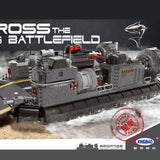 XINGBAO XB-06019 The Amphibious Transport Ship - Your World of Building Blocks