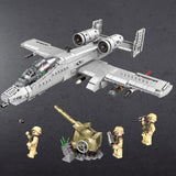 XINGBAO XB-06022 The A10 Fighter - Your World of Building Blocks