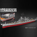 XINGBAO XB-06030 The Missouri Battleship - Your World of Building Blocks
