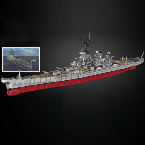 XINGBAO XB-06030 The Missouri Battleship