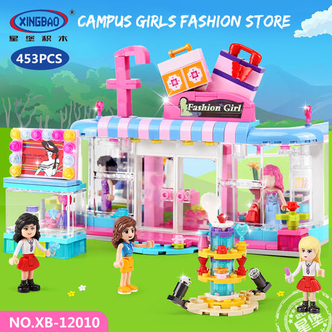 XINGBAO XB-12010 The Fashion Clothing Store - Your World of Building Blocks