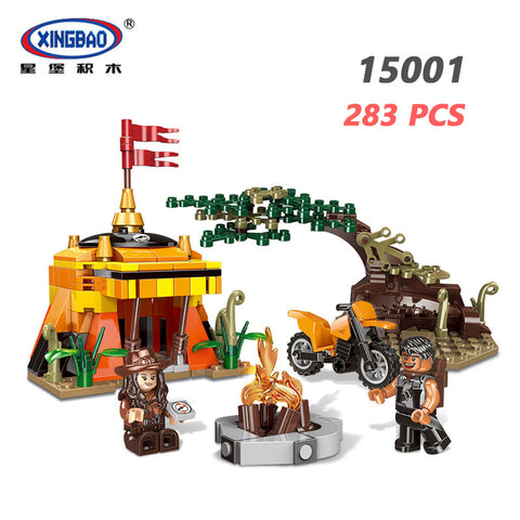 XINGBAO XB-15001 Jungle Survival - Your World of Building Blocks