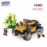 XINGBAO XB-15002 Off-Road Car - Your World of Building Blocks