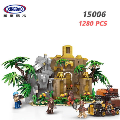 XINGBAO XB-15006 Ancient City - Your World of Building Blocks