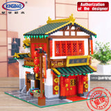 XINGBAO XB-01001 The Chinese Silk and Satin Store - Your World of Building Blocks