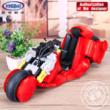 XINGBAO XB-03001 The Citizen Akira Moto - Your World of Building Blocks