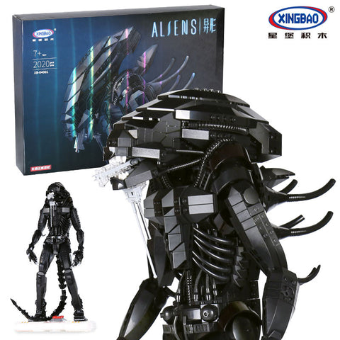 XINGBAO XB-04001 The Alien Robot - Your World of Building Blocks