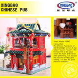 XINGBAO XB-01002 The Beautiful Tavern - Your World of Building Blocks