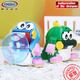 XINGBAO XB-11001 The Cute Dragon - Your World of Building Blocks
