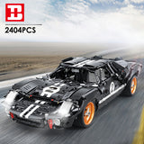 XINYU YC-QC010 Ford GT40 MK I 1967 - Your World of Building Blocks