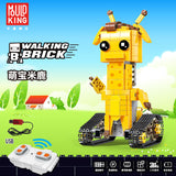 Mould King 13042-13045 The Movable Robots - Your World of Building Blocks