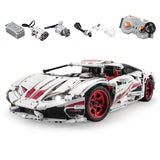 CADA C61018 LP610 Sports racing car - Your World of Building Blocks