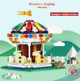 XINGBAO City Series XB-01107 The Merry Go Round Set Building Blocks Bricks Toys Model - Your World of Building Blocks