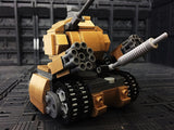 MOC The Metal Slug Tank - Your World of Building Blocks