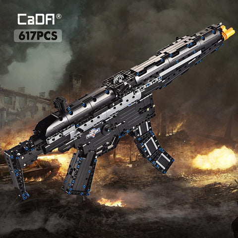 CADA C81006 MP5 - Your World of Building Blocks