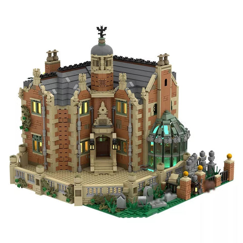 MOC 54244 The Haunted Manor