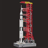 MOC Apollo Saturn V Launch Umbilical Tower - Your World of Building Blocks
