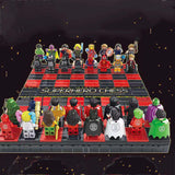 AIPIN 3901 Superheros Chess Book - Your World of Building Blocks