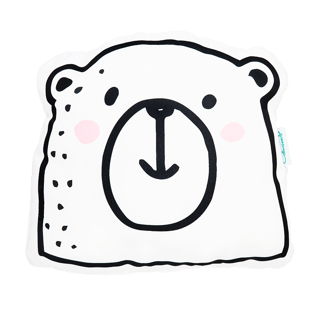 Cottonseeds Decorative Pillow Bear