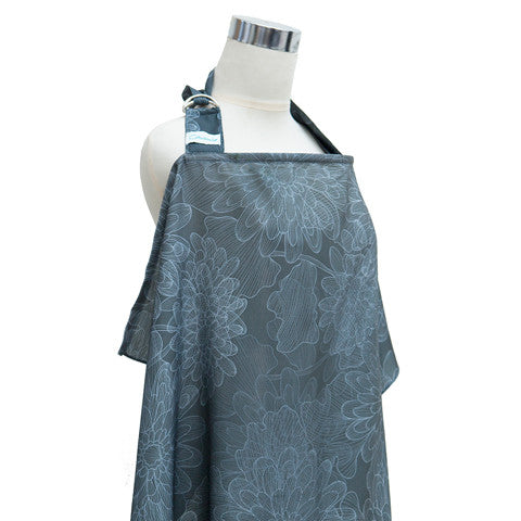 Cottonseeds Nursing Cover Chrome