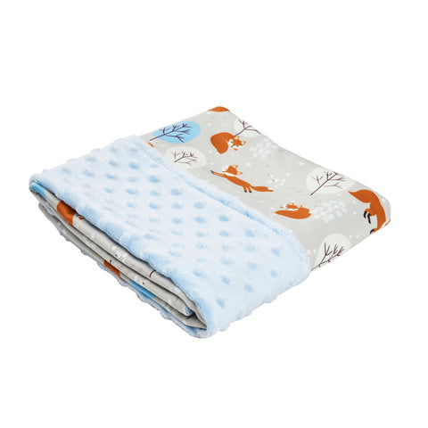 Cottonseeds Blanket Winter Foxy