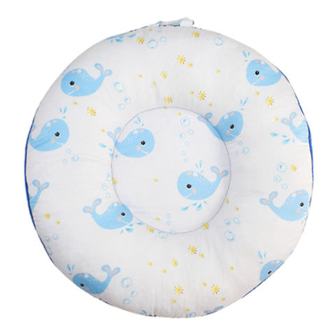 Cottonseeds Doughnut Floor Pillow In The Sea