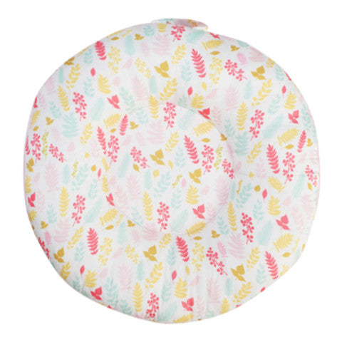 Cottonseeds Doughnut Floor Pillow Spring Flower