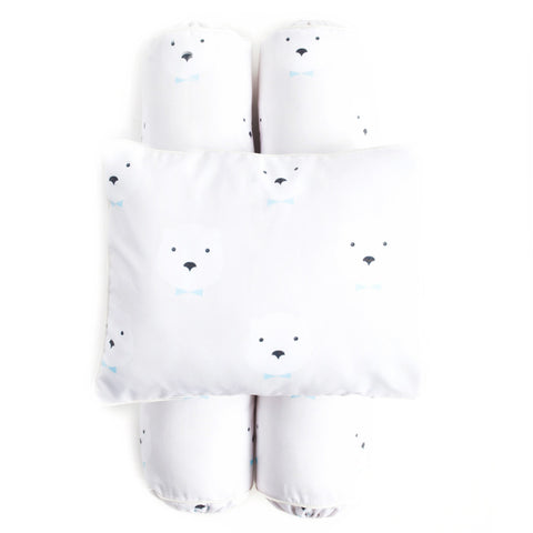 Cottonseeds Pillow Bolster Papa Bear