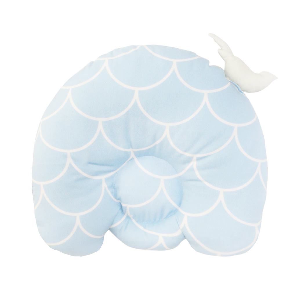 Cottonseeds Head Pillow Petal Blue