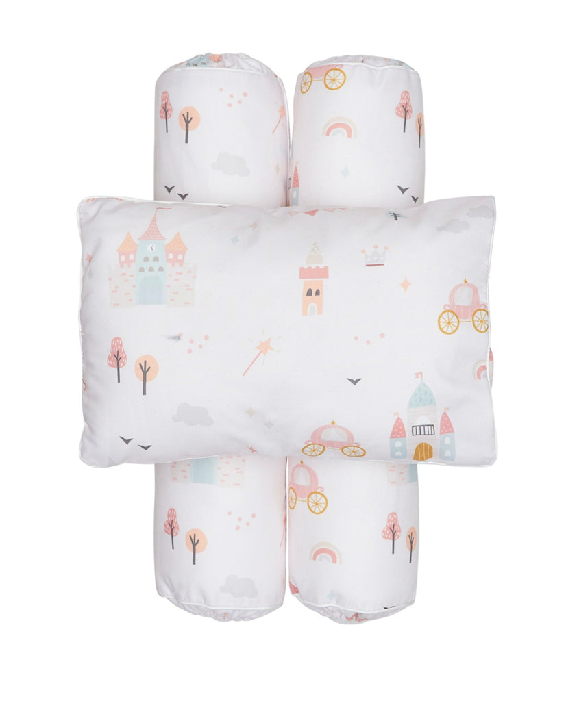 Cottonseeds Pillow Bolster Fairy Castle