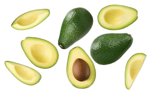Avocados, Skin And Makeup